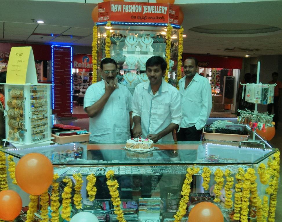 Ravi Fashion Jewellery 1st Anniversary  @ Coastal City Center, Bhimavaram - Events & Shopping in Bhimavaram