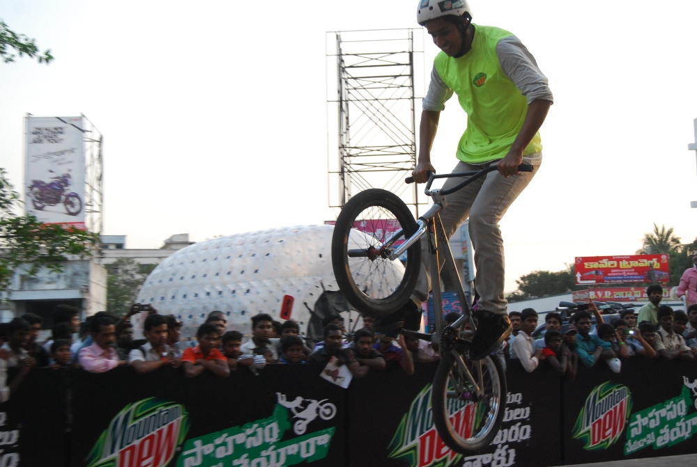 Mountain Dew Event @ Coastal City Center, Bhimavaram - Events & Shopping in Bhimavaram
