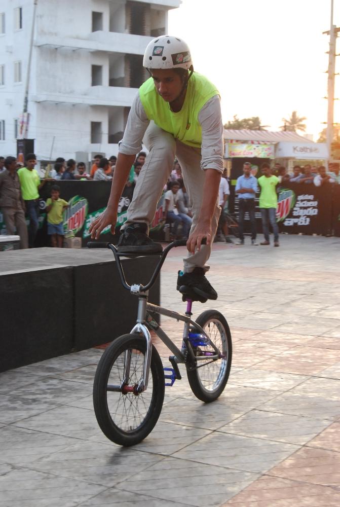 Mountain Dew Event @ Coastal City Center, Bhimavaram - Events & Shopping in Bhimavaram