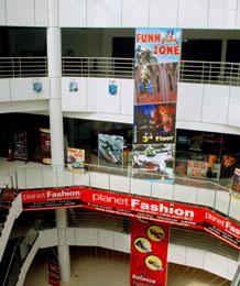 Floor View of Coastal City Center Bhimavaram - Shopping Mall in Bhimavaram