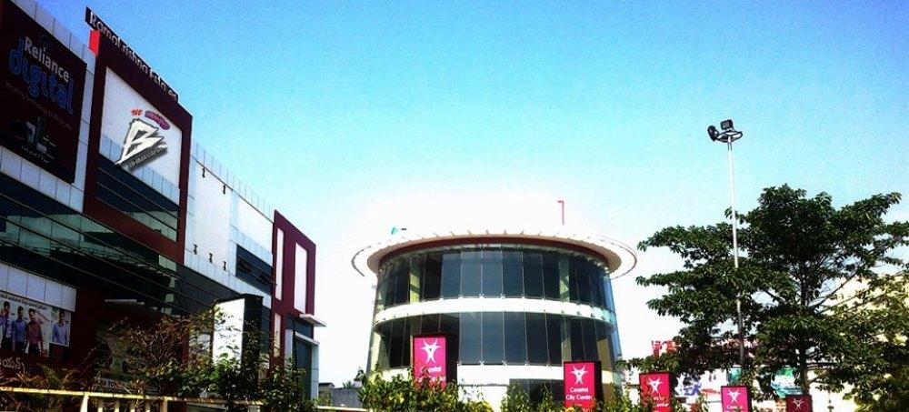 Mall Exterior View @ Coastal City Center, Bhimavaram - Retail Shopping in Bhimavaram