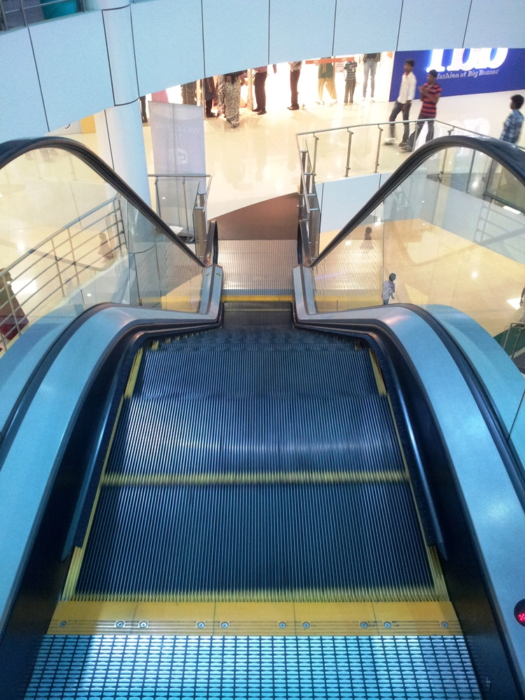 Mall Interior View @ Coastal City Center, Bhimavaram - Retail Shopping in Bhimavaram